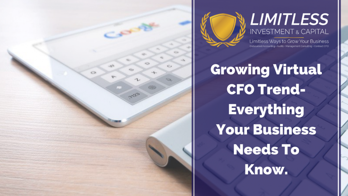 Growing Virtual CFO Trend- Everything Your Business Needs To Know.