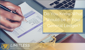 A general Ledger has many benefits for your small business including organization of financial statements and tax preparation assistance