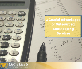 Outsourced Bookkeeping Services offers numerous advantages that can benefit your small business.