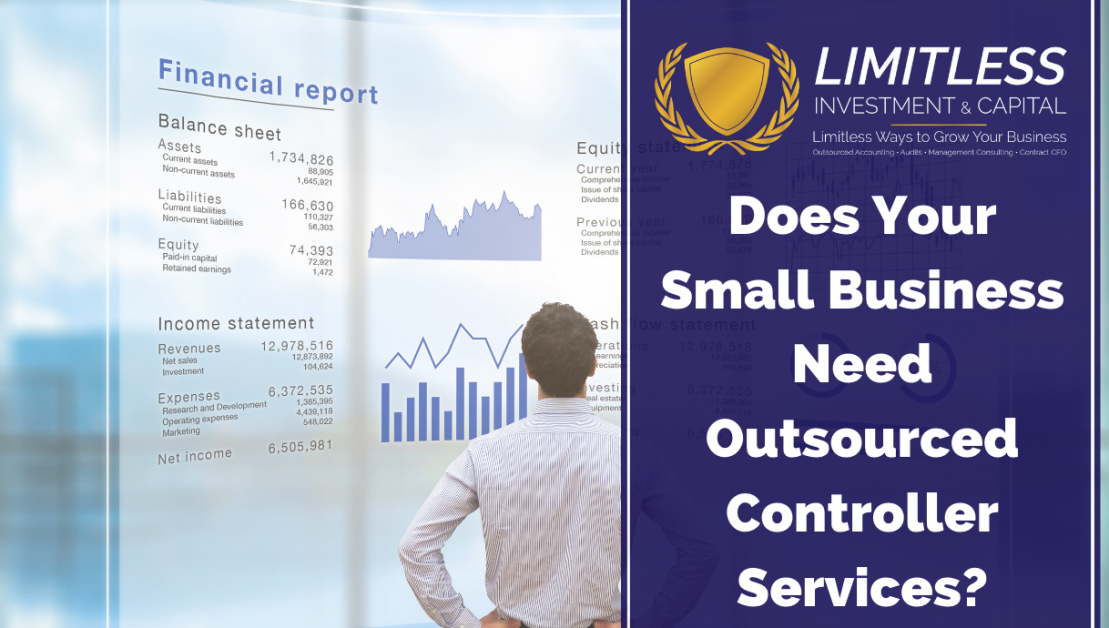 Does Your Small Business Need Outsourced Controller Services?
