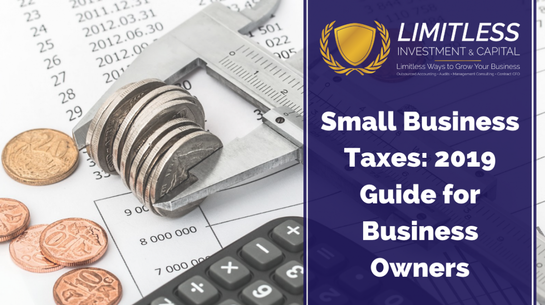 Small Business Taxes: 2019 Guide for Business Owners