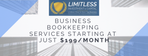 Business Bookkeeping Services Starting at Just $199/month