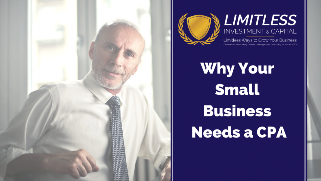 Why Your Small Business Needs a CPA