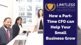 How a Part-Time CFO can Help Your Small Business Grow