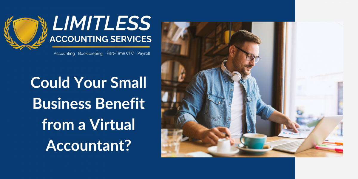 Could Your Small Business Benefit from a Virtual Accounant?