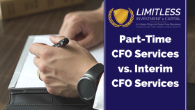 Part-Time CFO Services vs. Interim CFO Services