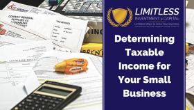 Determining Taxable Income for Your Small Business