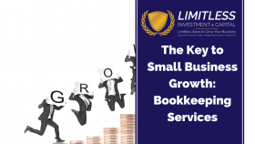 The Key to Small Business Growth: Bookkeeping Services
