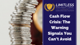 Cash Flow Crisis: The Waring Signals You Can't Avoid