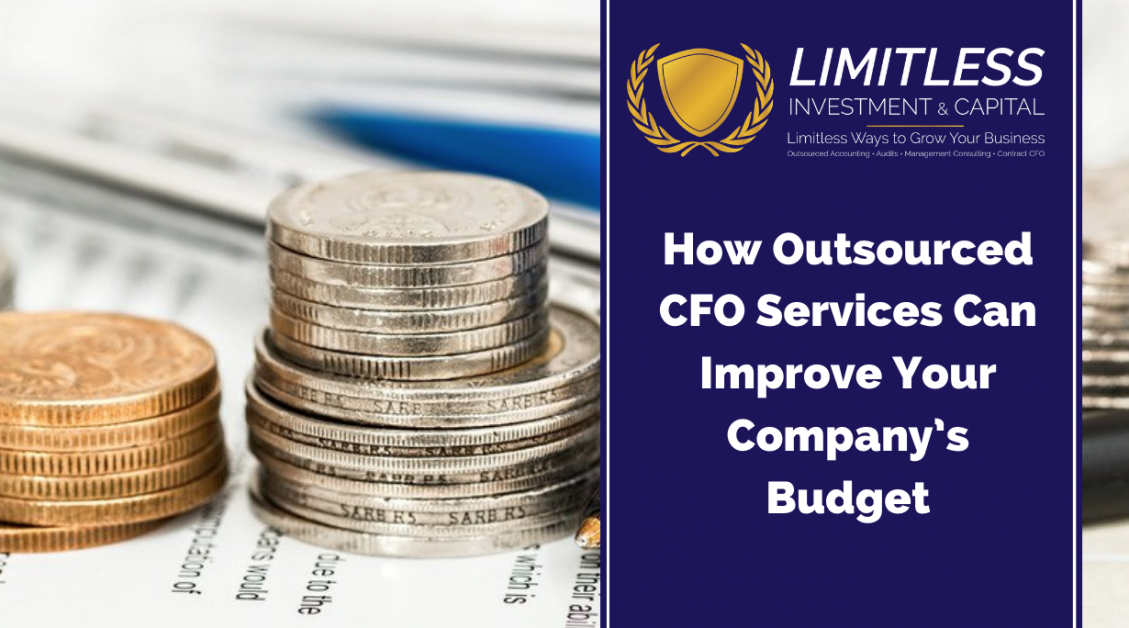 How Outsourced CFO Services can Improve Your Company's Budget
