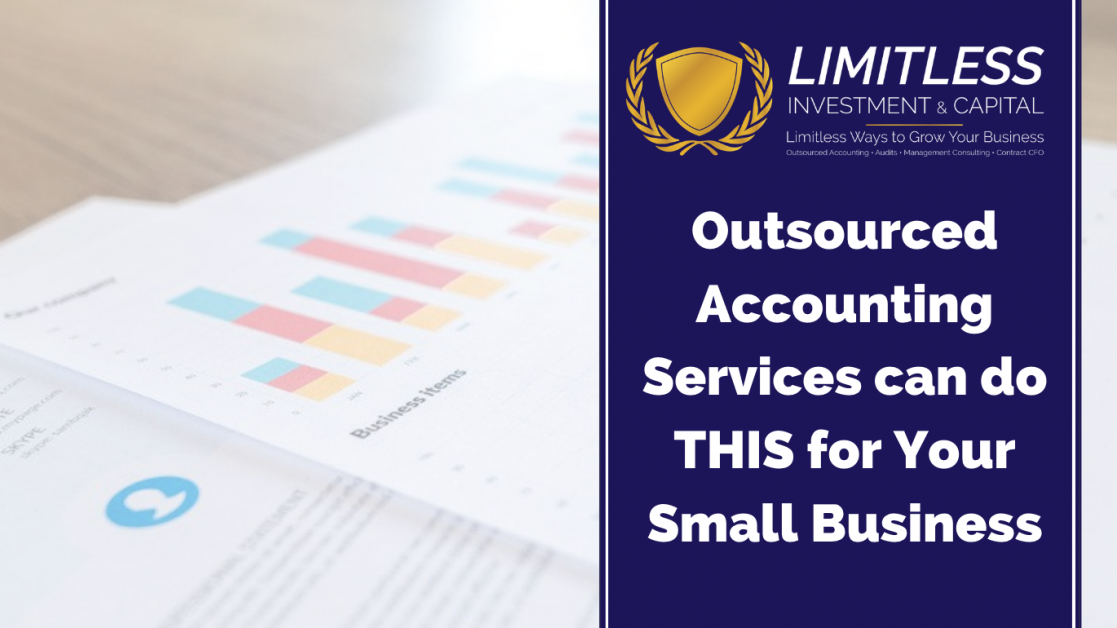 Outsourced Accounting Services can do THIS for Your Small Business