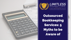 Outsourced Bookkeeping Services: 5 Myths to be Aware of