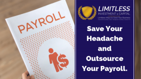 Save Your Headache and Outsource Your Payroll.