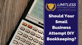 Should Your Small Business Attempt DIY Bookkeeping?