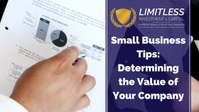 Small Business Tips: Determining the Vale of Your Company