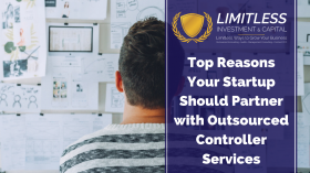 Top Reasons Your Startup Should Partner with Outsourced Controller Services