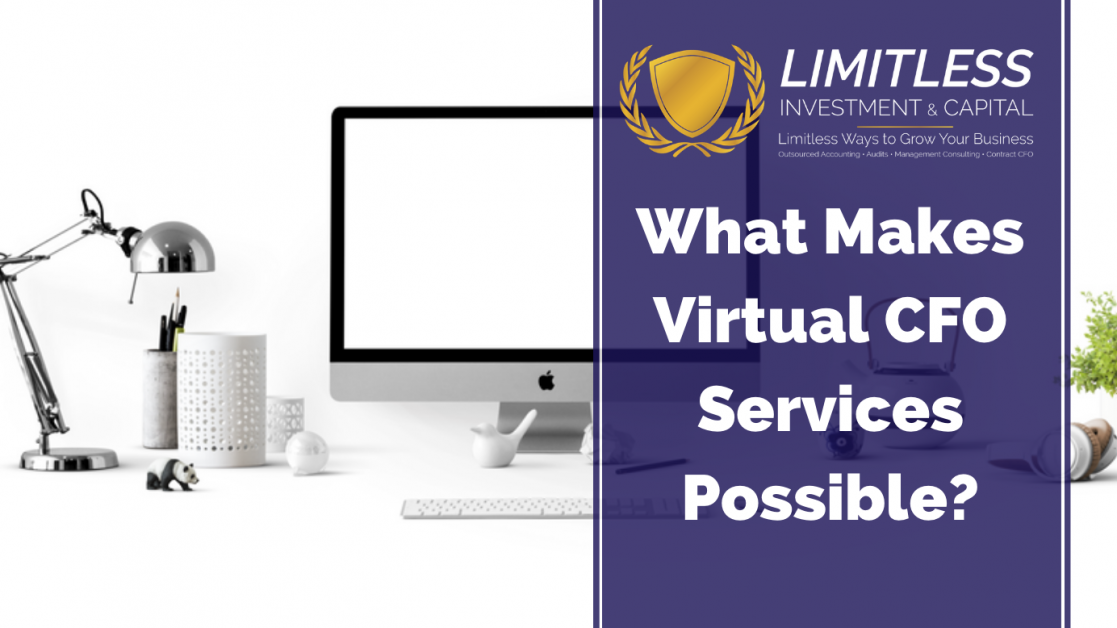 What Makes Virtual CFO Services Possible?
