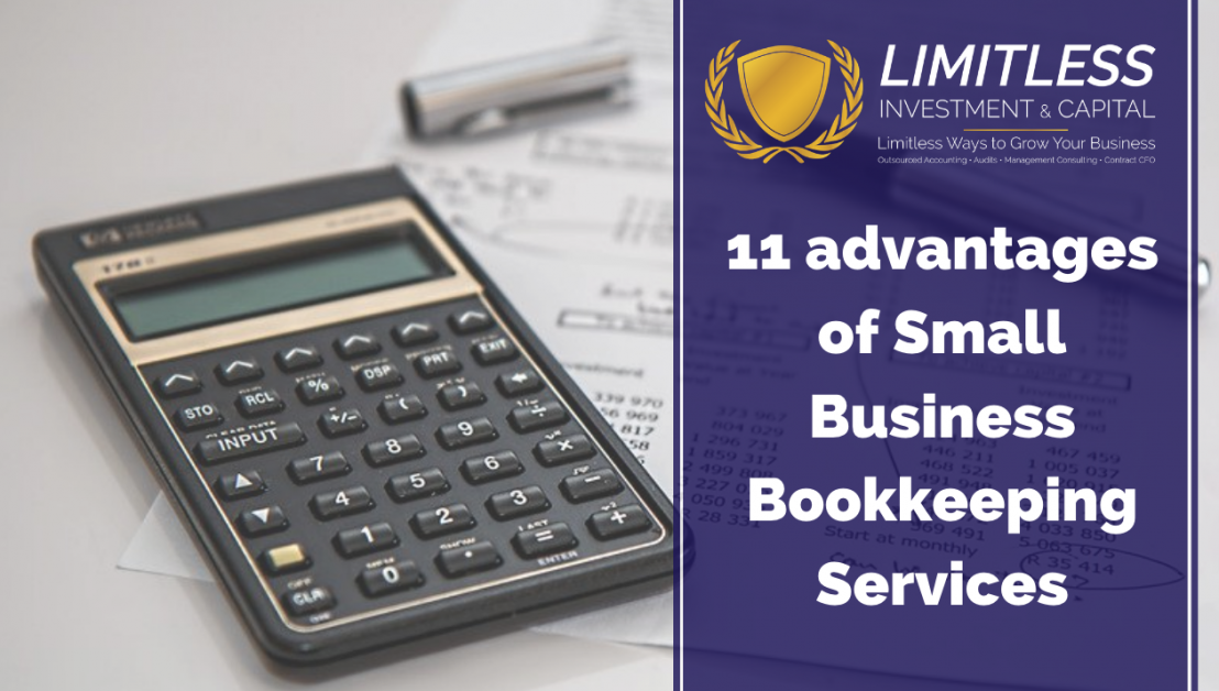 These are just a few of the reasons that outsourced bookkeeping services are a popular choice by many small businesses around the United States.