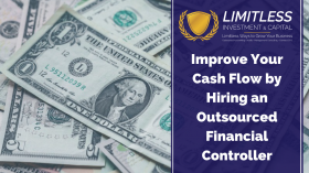 Improve your Cash Flow By Hiring an Outsourced Financial Controller