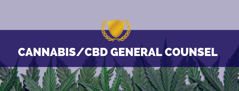 Cannabis/CBD General Counsel,