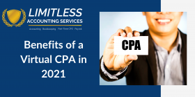 Virtual CPA for small business