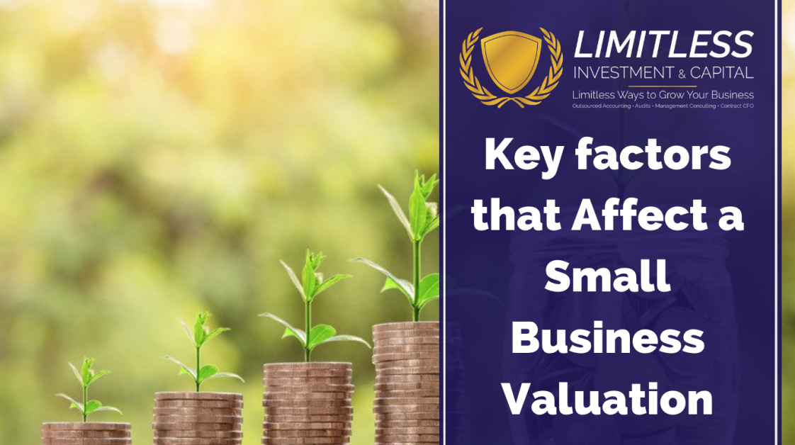 Key factors that Affect a Small Business Valuation