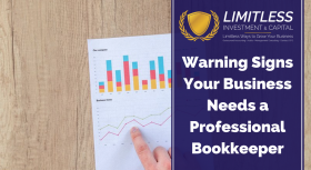 Warning Signs Your Business Needs a Professional Bookkeeper