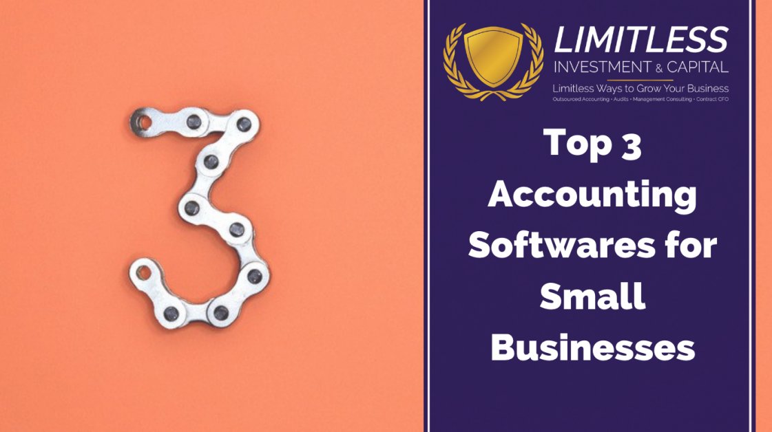 Top 3 Accounting Softwares for Small Businesses