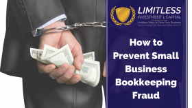 How to Prevent Small Business Bookkeeping Fraud