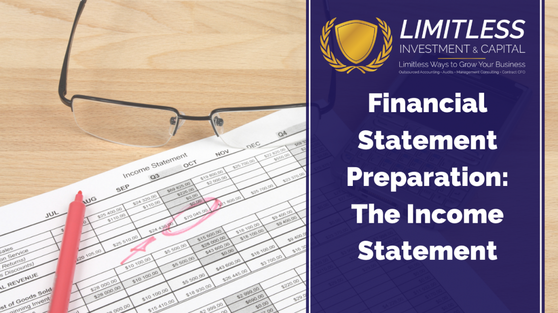 Financial Statement Preparation: The Income Statement