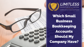 Which Small Business Bookkeeping Accounts Should My Company Have?