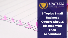 6 Topics Small Business Owners Should Discuss With Their Accountant