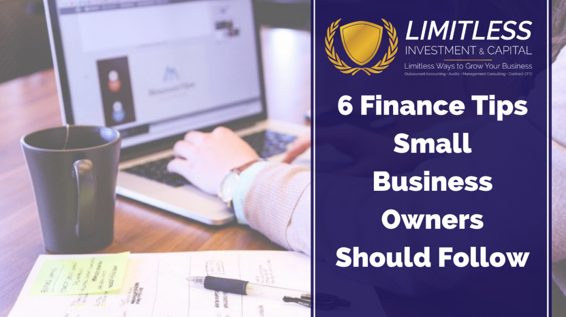 6 Finance Tips Small Business Owners Should Follow