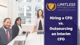 Hiring a CFO vs. Outsourcing an Interim CFO