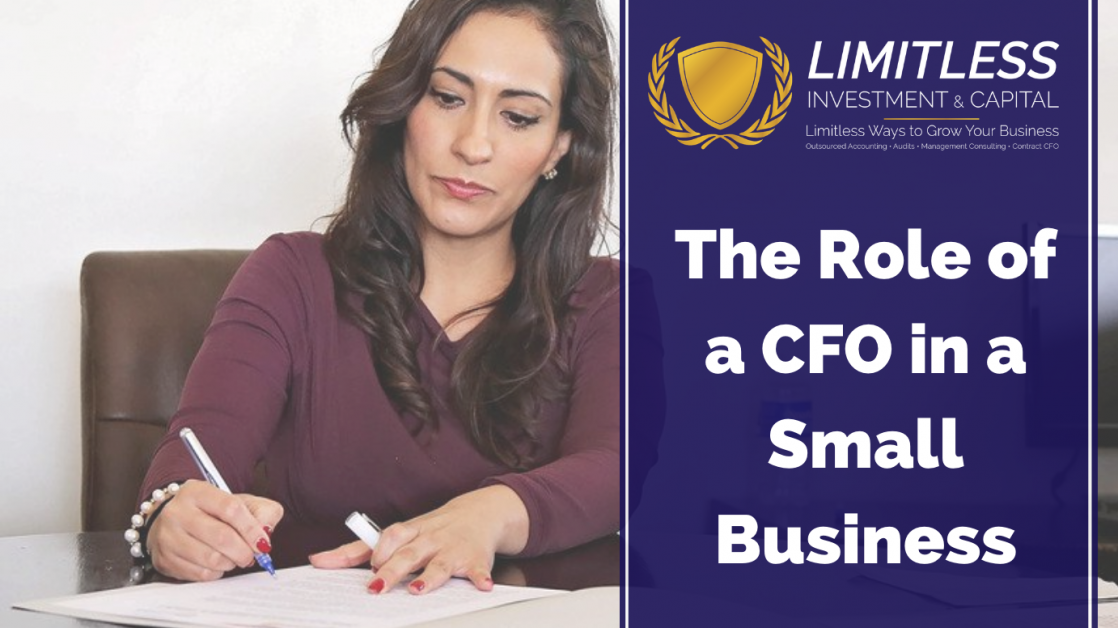 The Role of a CFO in a Small Business