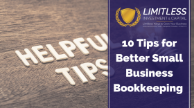 10 Tips for Better Small Business Bookkeeping