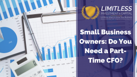 Small Business Owners: Do You Need a Part-Time CFO?