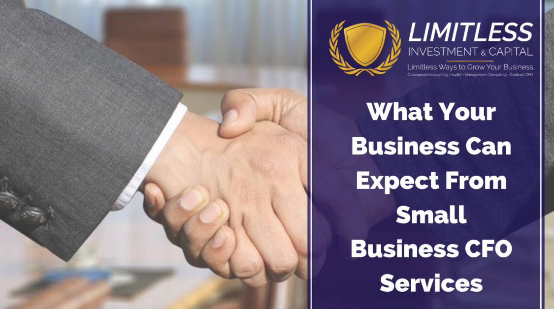 What Your Business Can Expect From Small Business CFO Services