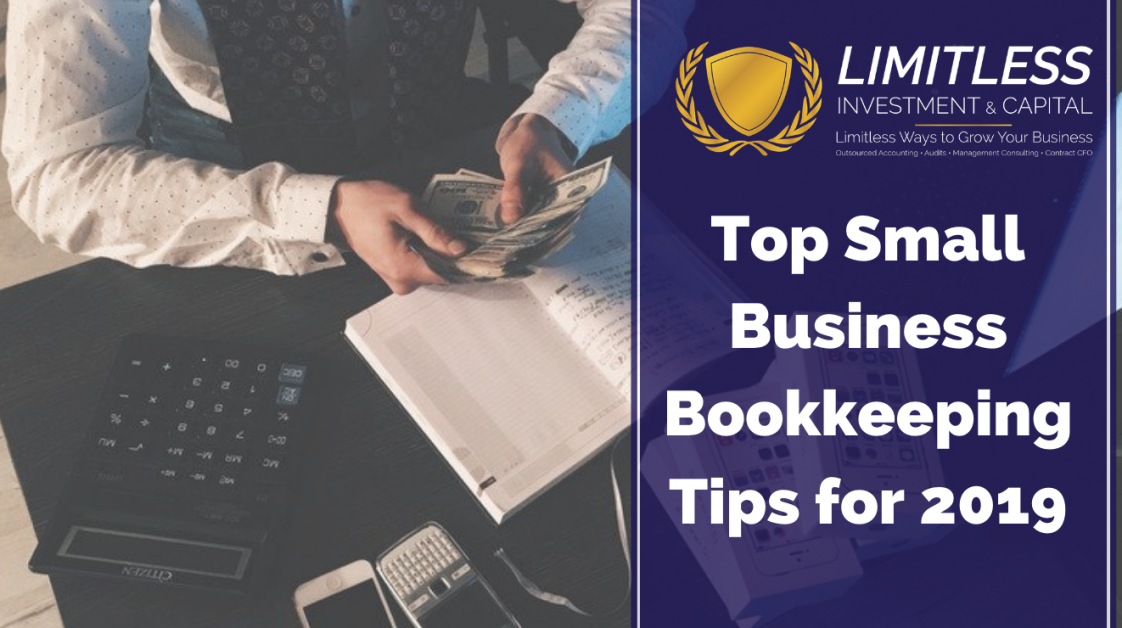Top Small Business Bookkeeping Tips for 2019