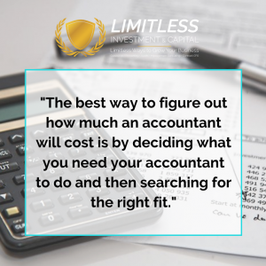 Small Business Accountant Costs