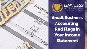 Small Business Accounting: Red Flags in Your Income Statement