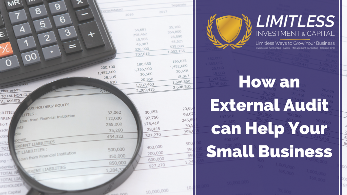 How an External Audit can Help Your Small Business