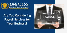 Are You Considering Payroll Services for Your Business?