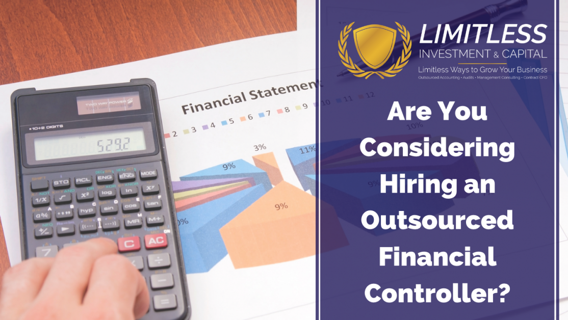Are You Considering Hiring an Outsourced Financial Controller?
