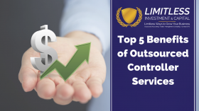 Top 5 Benefits of Outsourced Controller Services