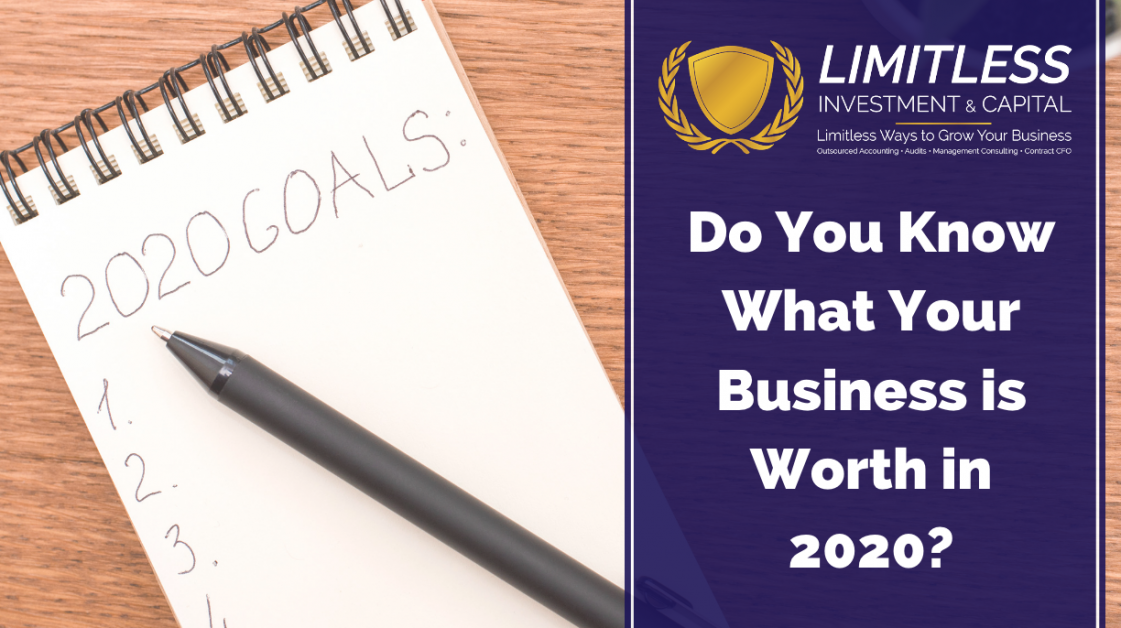 Do You Know What Your Business Is Worth in 2020?