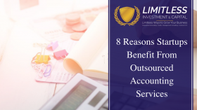 8 Reasons Startups Benefit From Outsourced Accounting Services | Detroit