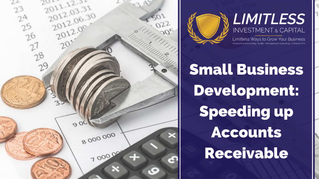 Small Business Development: Speeding up Accounts Receivable