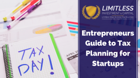 Entrepreneurs Guide to Tax Planning for Startups