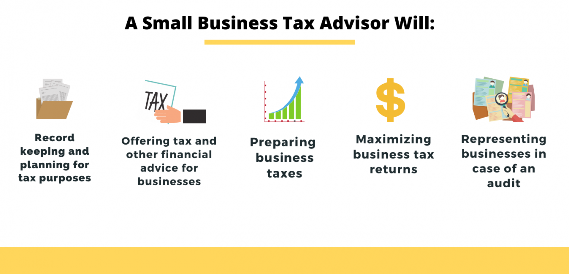 Small Business Tax Advisor